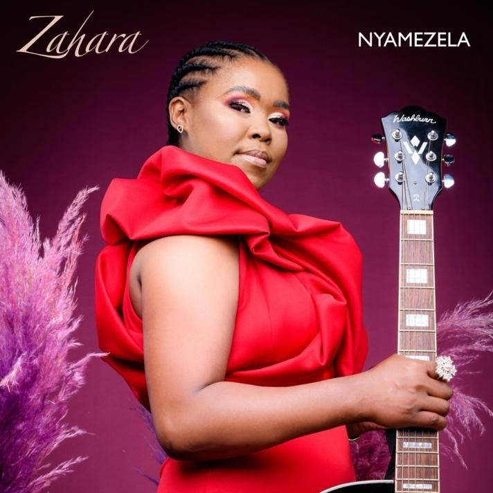 ZAHARA SHARES HER MESSAGE OF HOPE